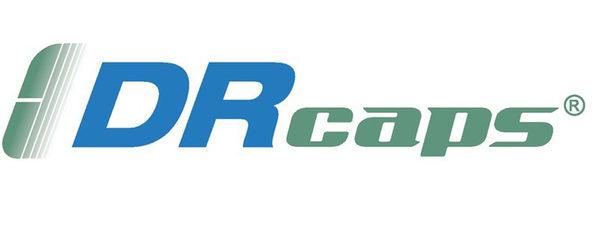 DR Caps logo