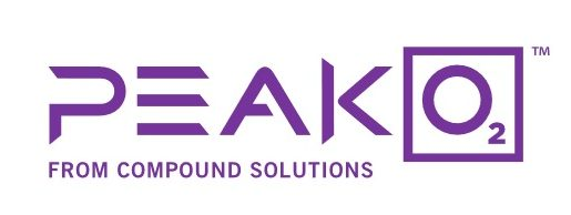 Peak o2 logo