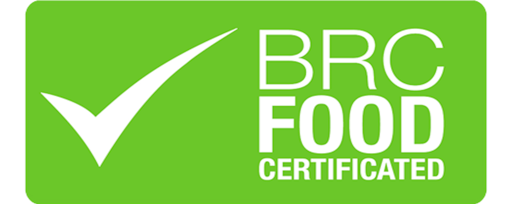 BRC Food-Certificated