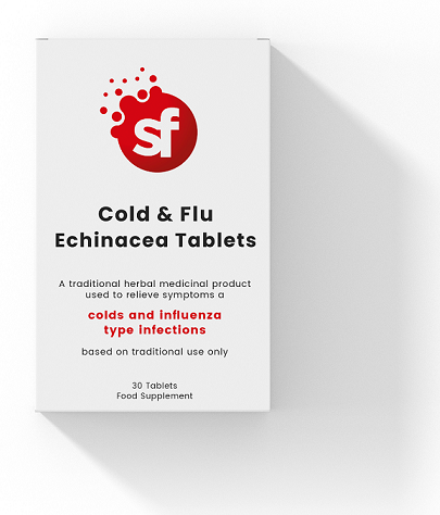 private label cold and flu tablets