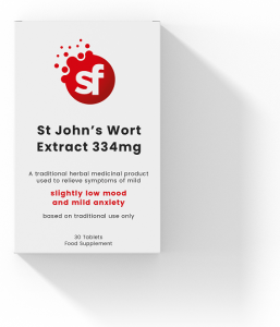Private label st johns wort tablets